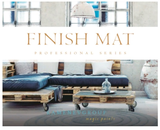 FINISH MAT