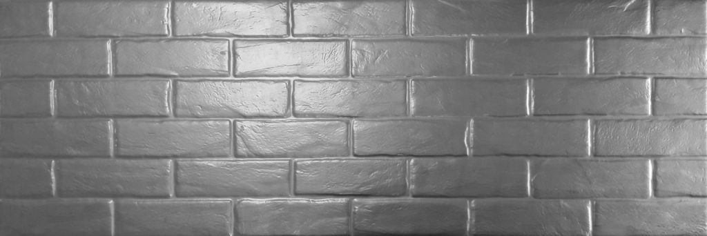 Декор Brick Iron 25х75